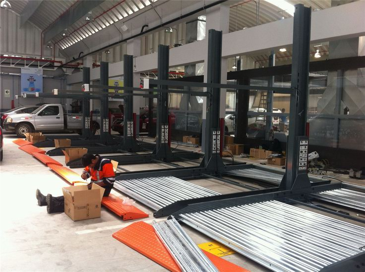 Buy hydraulic lift for car parking